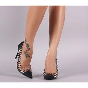 Liliana Spiked Heels